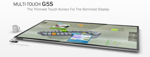Multitouch G4S